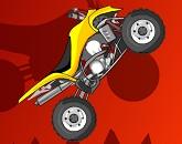 Corrida de Moto 4 Radical