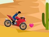 Rapariga Motociclista