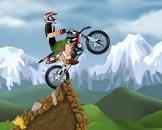 Jogos de Motocross na Terra – Mountain Bike
