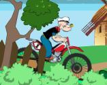 Popeye Motociclista