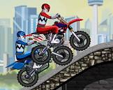 Corrida dos Power Rangers