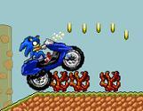 Sonic Motorbiker