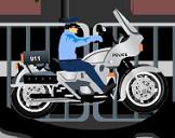 Zoptirik Policia Motociclista